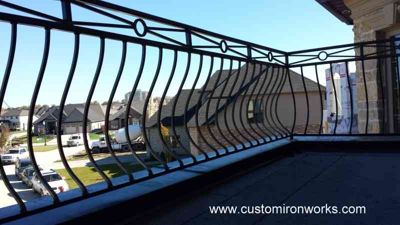 Outdoor Railings 221