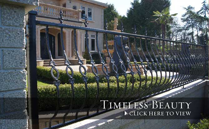 Outdoor Railings Belly Balusters