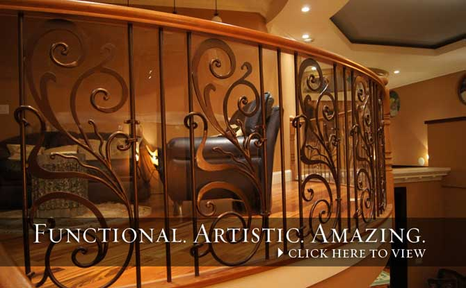 Indoor Railings Rebecca Panels